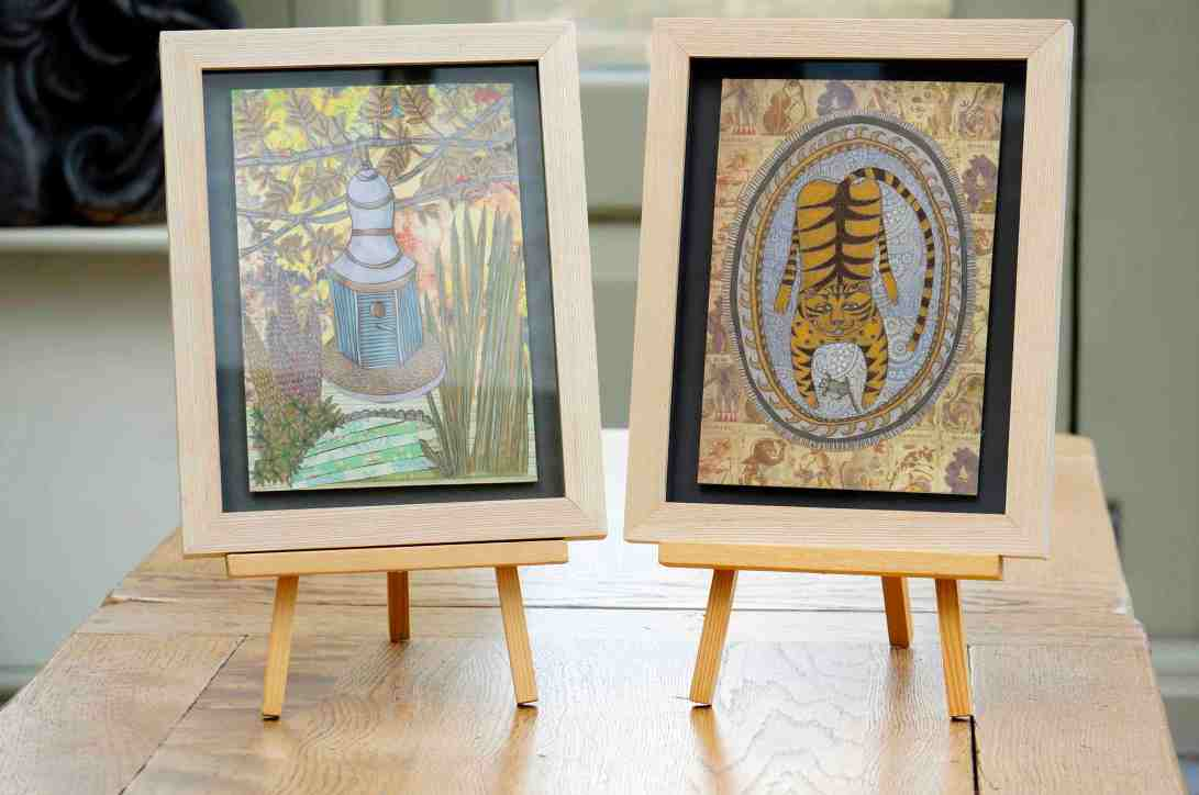 Bird House Tiger Prints blog