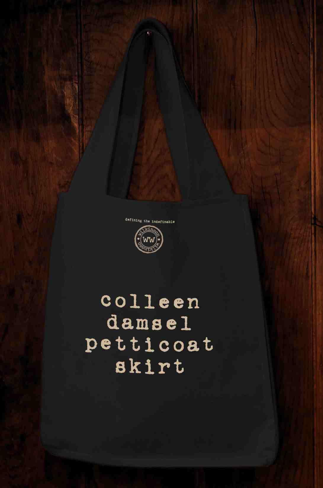 colleen damsel Bag black blog